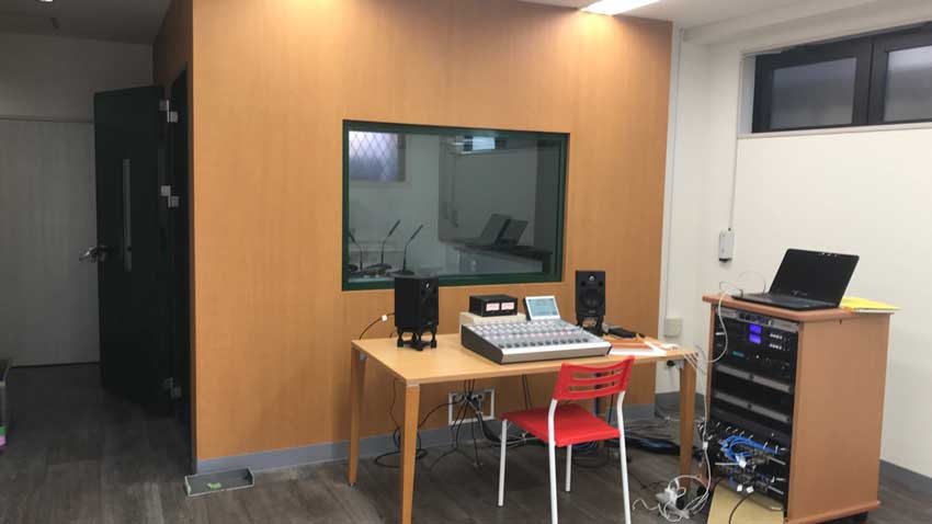 Incretyスタジオ01