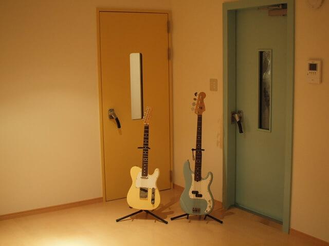 防音ドア標準窓サイズ設置例